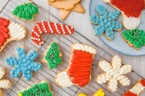 This is the only basic sugar cookie recipe you'll ever need