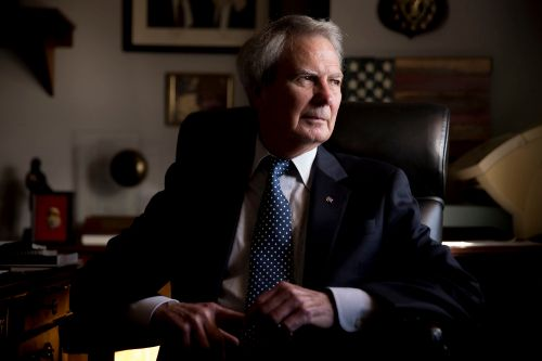 Longtime North Carolina Rep. Walter Jones Dies At 76