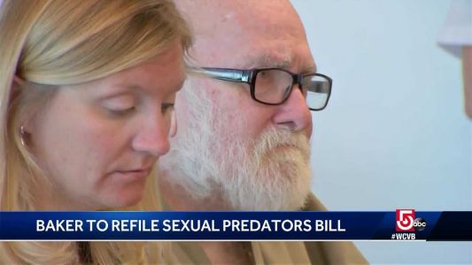 Baker to refile sexual predators bill