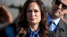 Stephanie Grisham Out As White House Press Secretary