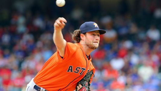 Gerrit Cole denies extension discussions with Astros