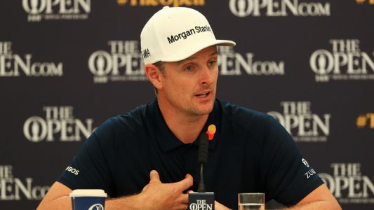 British Open 2019: Justin Rose questions scheduling changes for 2019 majors