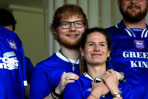 Ed Sheehan and wife Cherry Seaborn reportedly expecting first child soon