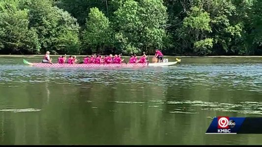 Breast cancer survivors may get their own dragon boat for races