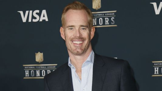 Joe Buck finds out live on telecast that he's entering Pro Football Hall of Fame