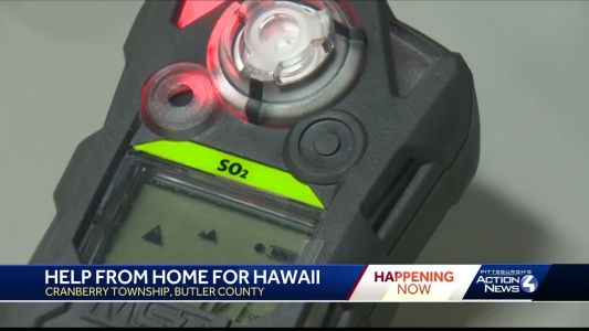 Help from home for Hawaii