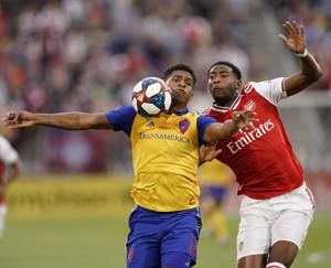 Bukayo Saka Scores as Arsenal Beat Colorado Rapids 3-0 to Kick off US Tour