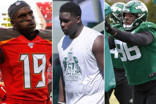 Jets' Breshad Perriman, Folorunso Fatukasi and Kyle Phillips primed for breakouts
