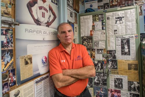 School putting lock on more than Cardozo hoops coach's office