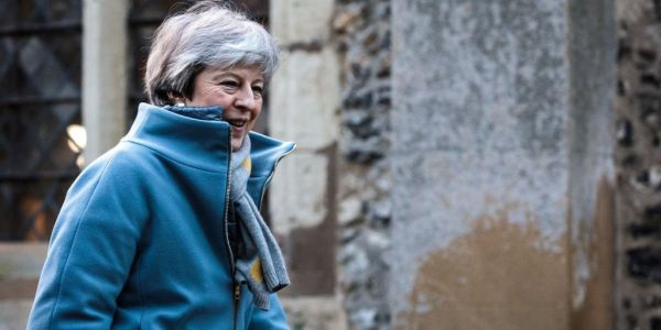 Theresa May faces down the EU as she abandons cross-party Brexit talks