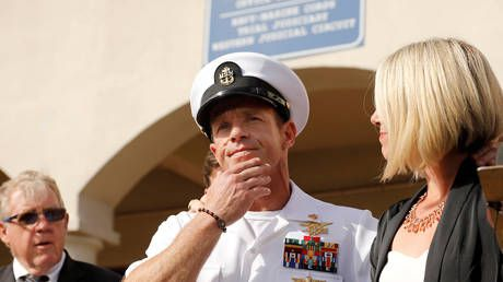 Navy commando accused of war crimes faces expulsion from SEALs after Trump restored rank