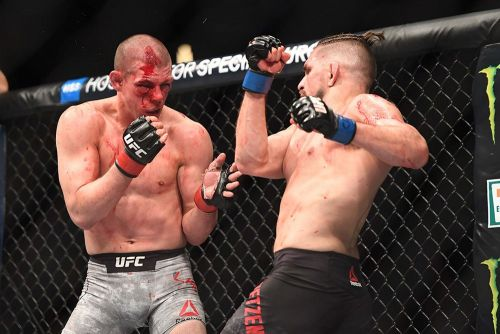 Joe Lauzon committed to not let Jonathan Pearce make a name off him at UFC Boston