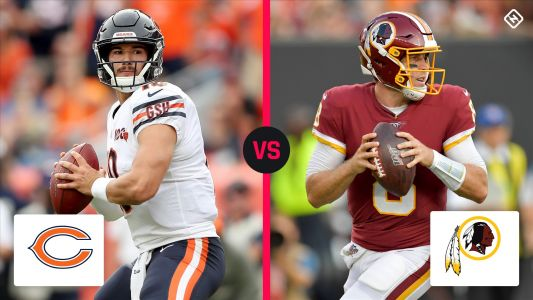 Bears vs. Redskins: Live score, updates, highlights from 'Monday Night Football'