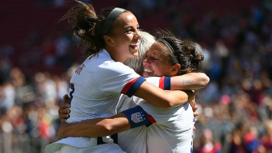 USWNT World Cup schedule, scores: How to watch, live stream USA's 2019 Women's World Cup matches
