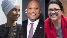 Muslim Members Of Congress Host A Historic Iftar In The Capitol