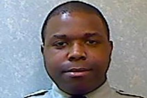 Maryland cop charged for fatally shooting handcuffed man in squad car