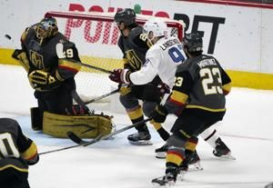 Marc-Andre Fleury, Golden Knights blank Avalanche in finale