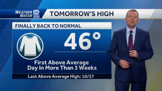 Videocast: Warmer Weather Ahead
