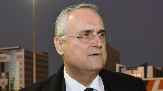 Lazio president Lotito banned for seven months over coronavirus violations