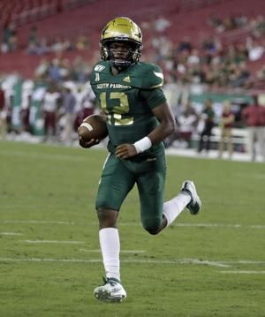 McCloud helps South Florida end eight-game skid