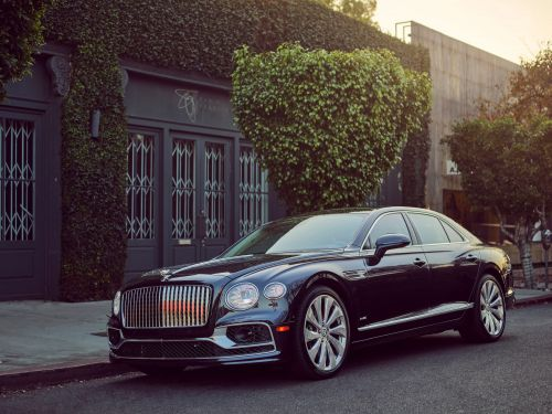 Bentley recalls one (1) brand-new, $259,000 Flying Spur for potentially defective fuel tank
