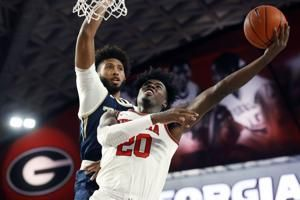 Georgia beats Georgia Tech to maintain hold on state rivalry