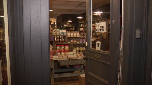 Local retailers urge customers to shop local this holiday season