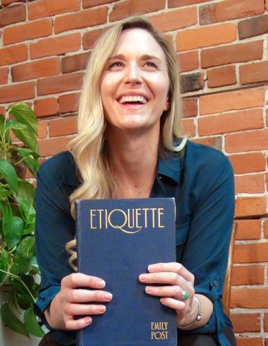 Cannabis Dos and Don'ts: A Conversation with Etiquette Expert Lizzie Post