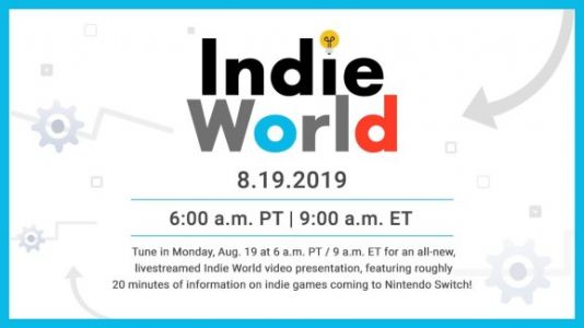 Nintendo announces Indie World video event with 20 minutes of games