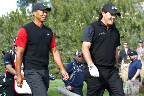 Phil Mickelson won't be joining Tiger at Farmers Insurance Open