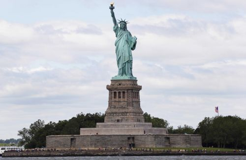 Trump official: Statue of Liberty poem is about Europeans