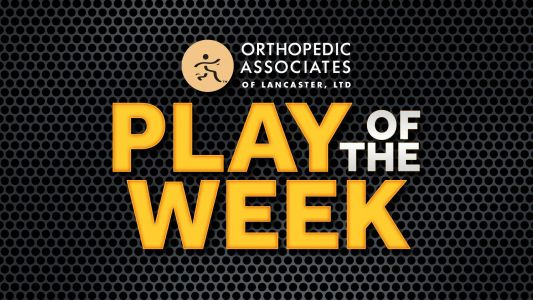 The OAL Football Friday Play of the Week