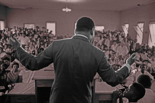 'From Black Power to BLM: Reimagining Dr. King's Dream'