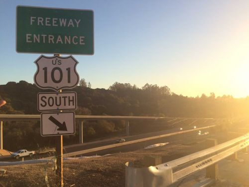 Caltrans to perform overnight full closure of Highway 101 in Palo Alto