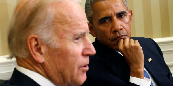 Obama told Biden advisers not to let the former Veep 'damage his legacy' in his 2020 presidential run