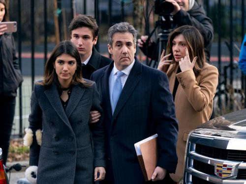 People are dragging Michael Cohen for a 2015 tweet about Hillary Clinton after he was sentenced to 3 years in prison