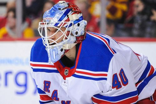 Alexandar Georgiev's Rangers classic in mind ahead of Leafs rematch