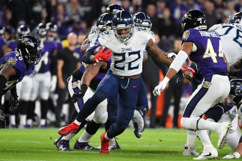 AFC Championship: Chiefs are at Derrick Henry's mercy