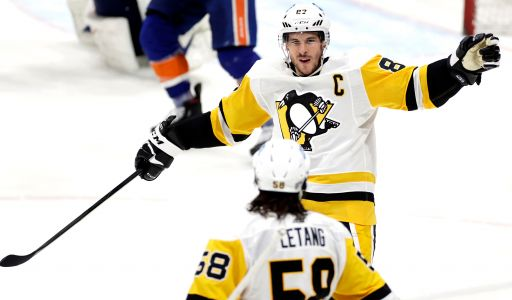 Islanders fall to Penguins in OT