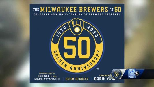 Brewers 50th anniversary book to commemorate top moments, players in team history