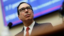 Treasury Department Policy Change Protects Privacy Of Wealthy 'Dark Money' Donors