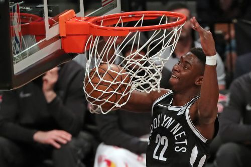 Caris LeVert improving in one area but backsliding in another