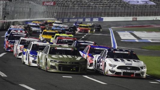 Who won the NASCAR race yesterday? Full results for Sunday's Coca-Cola 600 at Charlotte