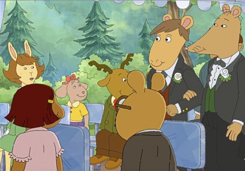 Alabama stations refuse to air 'Arthur' episode showing a same-sex wedding