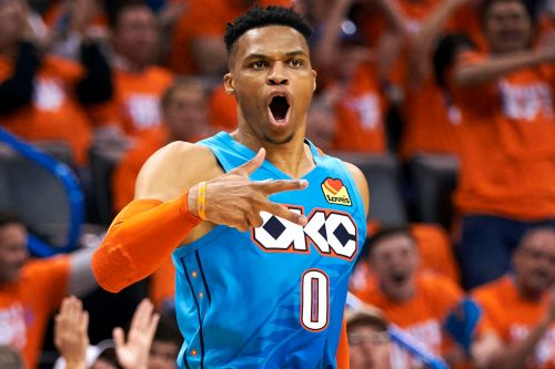 Russell Westbrook comes back with a vengeance as Thunder roll