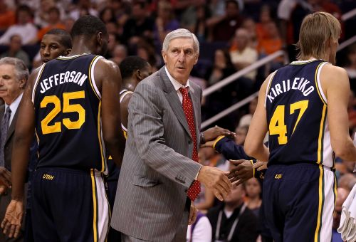 Utah Jazz Hall of Fame coach Jerry Sloan dies at 78