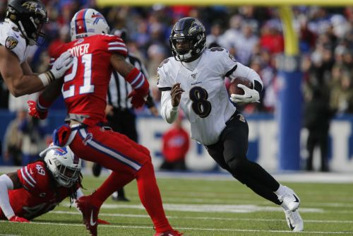 Ravens clinch playoff spot with win over Bills