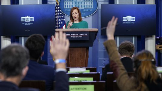 White House Enlists ASL Interpreters For Daily Press Briefings