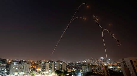 Major defense technology leak? Israeli missile interceptor reportedly falls in Gaza Strip and is intact