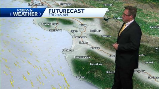 Mild turns to seasonable starting next week